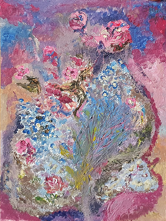 Flower boucuet (2016)