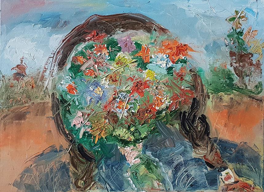 Flower face (2017)