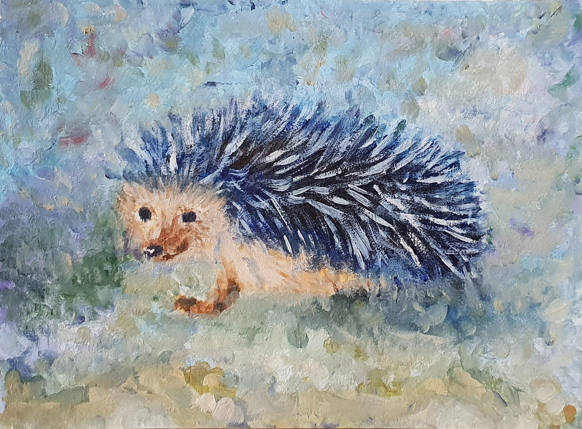 Hedgehog (2016)