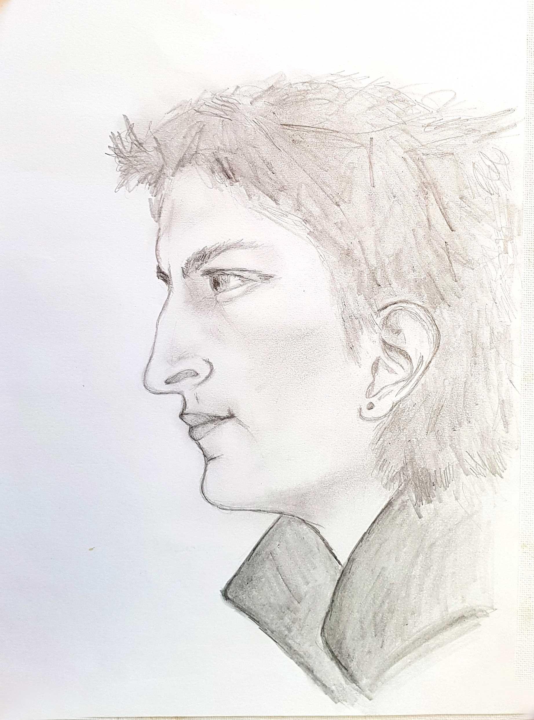 Tangar portrait