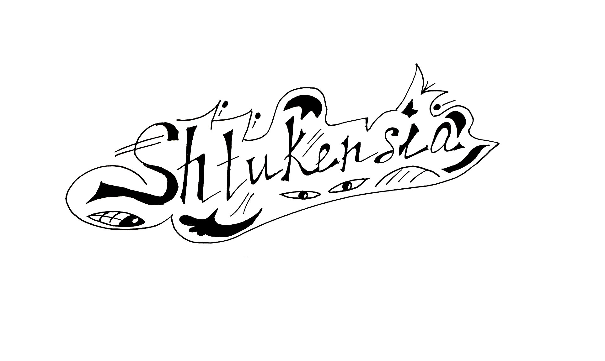shtukensia-hand-font