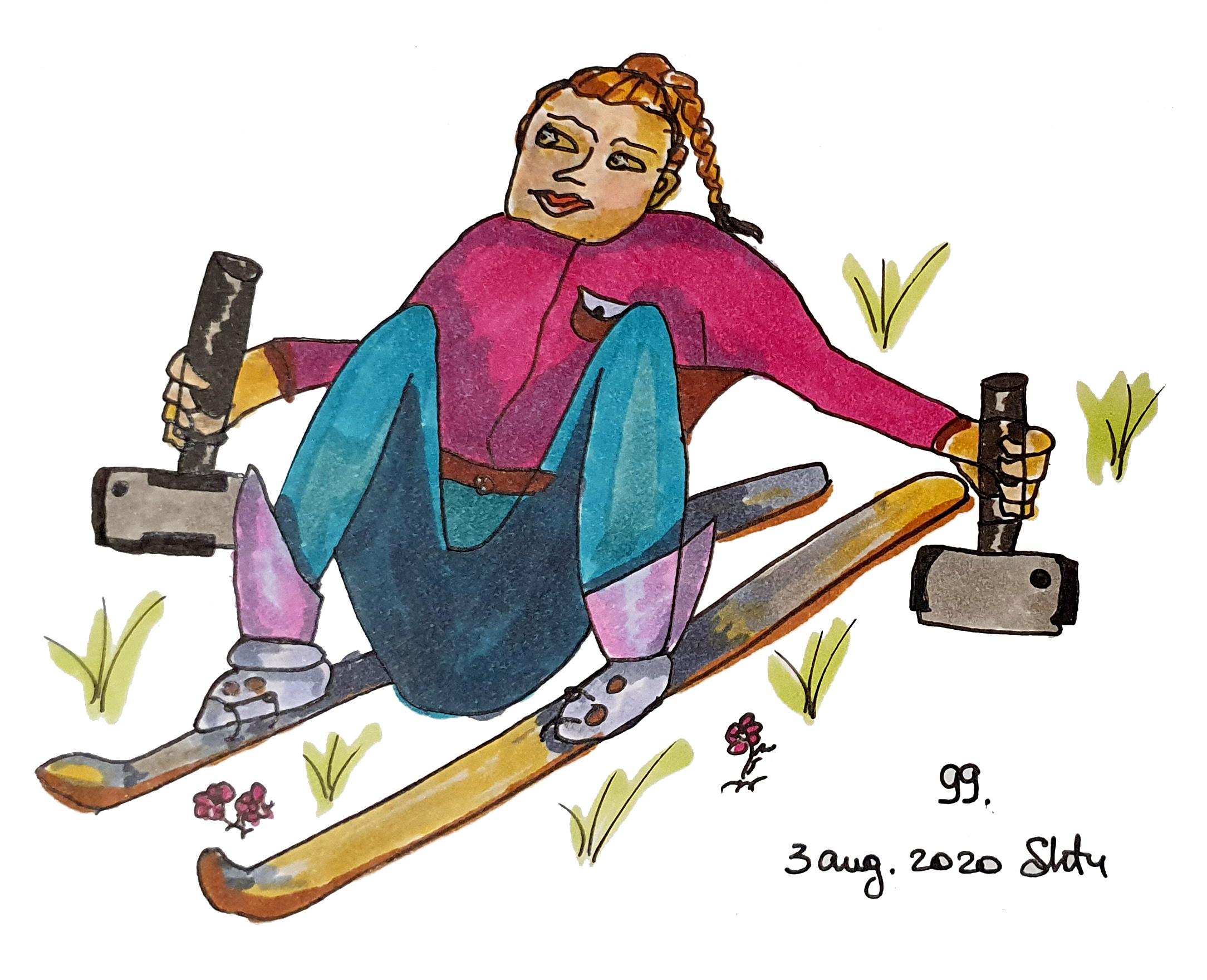 ski-girl-vlogger